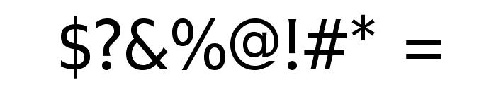 IkariusADFStd-Regular Font OTHER CHARS