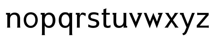 IkariusADFStd-Regular Font LOWERCASE