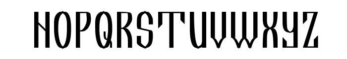 IkonWrite Font LOWERCASE