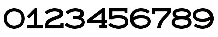 IkraSlab Font OTHER CHARS