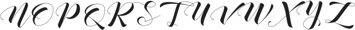 illusias otf (400) Font UPPERCASE