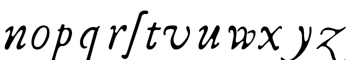 ILShakeFest Font LOWERCASE