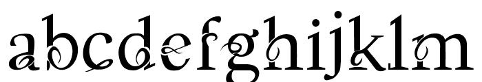 IllusionJETM Font LOWERCASE