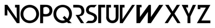 Illegal Curves Medium Font UPPERCASE