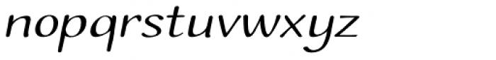 Ilbit Expanded Font LOWERCASE