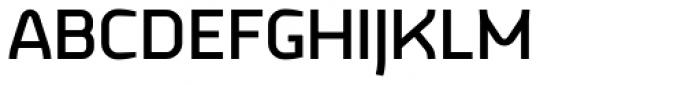 Illiad Sans Bold Font UPPERCASE