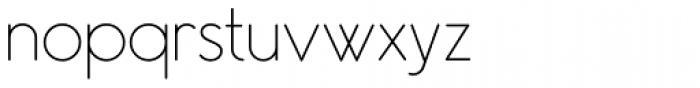 Illumini Font LOWERCASE