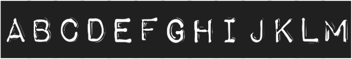 Impact Label Pro ttf (400) Font UPPERCASE