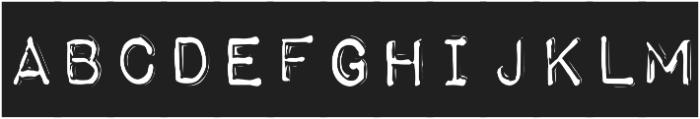 Impact Label Pro ttf (400) Font LOWERCASE