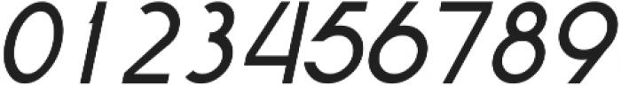 Impala Regular Italic otf (400) Font OTHER CHARS