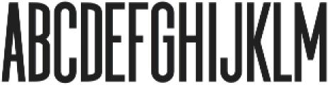 Imperfecto Bold Regular ttf (700) Font LOWERCASE