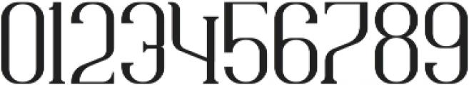 Imperiem otf (400) Font OTHER CHARS