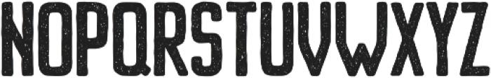 Imprimo Regular otf (400) Font UPPERCASE