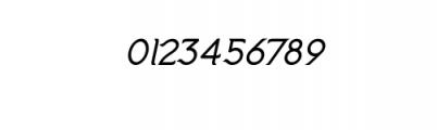 Imagination Bold Italic.ttf Font OTHER CHARS