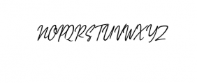 Impossible preview Font UPPERCASE