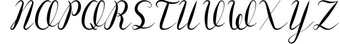 Imagination Calligraphy Font Font UPPERCASE