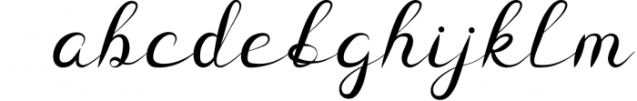 Imagination Calligraphy Font Font LOWERCASE