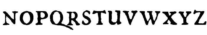 IM FELL DW Pica Roman SC Font LOWERCASE