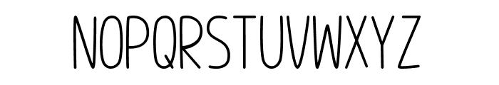 Im Wunderland Font UPPERCASE