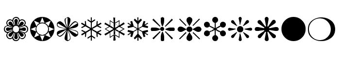 Imaginationbats Normal Font LOWERCASE