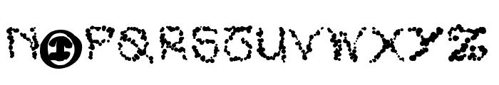 Imaginer Font UPPERCASE