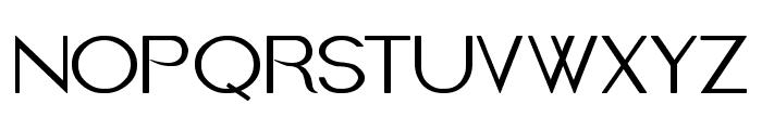 Imelda Medium Font UPPERCASE
