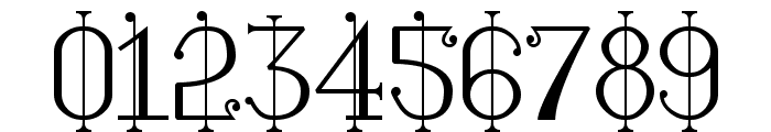 Imperial Symbols Font OTHER CHARS