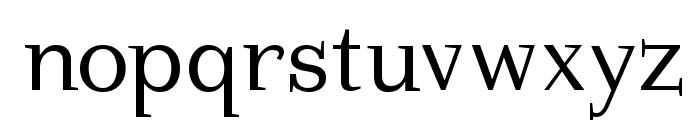 ImperiumLatineSerif Font LOWERCASE
