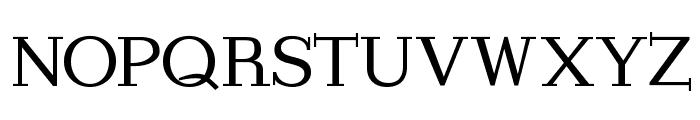 Imprimerie Font UPPERCASE