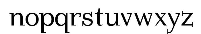 Imprimerie Font LOWERCASE