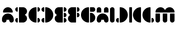 impulse of heart Font UPPERCASE