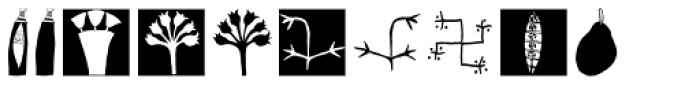 Imagination EF Black Font LOWERCASE