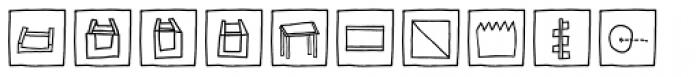 Imagination EF Magic Box Font UPPERCASE