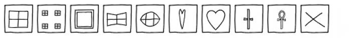 Imagination EF Magic Box Font LOWERCASE