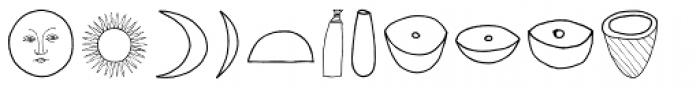 Imagination EF Magic Font UPPERCASE