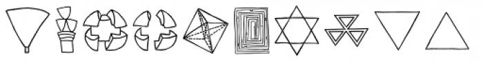 Imagination EF Magic Font LOWERCASE