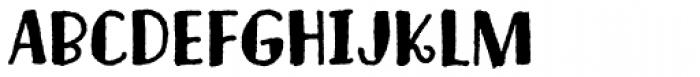 Imagine This Black Font UPPERCASE