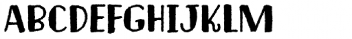 Imagine This Black Font LOWERCASE