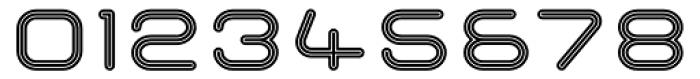 Imaginer Outline One Font OTHER CHARS