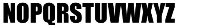 Impact WGL Regular Font UPPERCASE