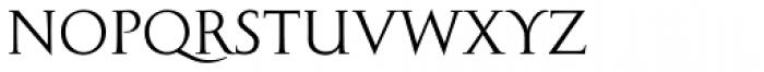 Imperia C Font LOWERCASE