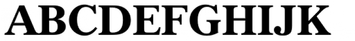 Imperial Bold Font UPPERCASE