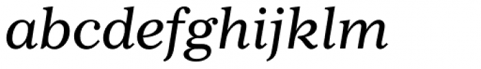 Imperial Italic Font LOWERCASE
