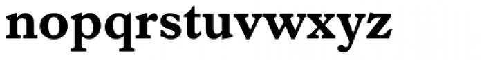 Imprint URW Bold Font LOWERCASE