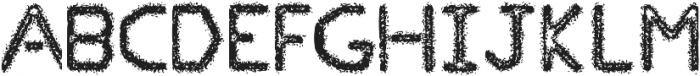 In Grains otf (400) Font UPPERCASE