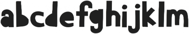 Incision Bold ttf (700) Font LOWERCASE