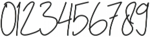 Indesign Signature otf (400) Font OTHER CHARS