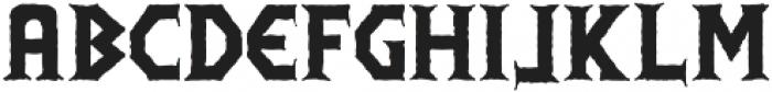 Infamous otf (400) Font LOWERCASE