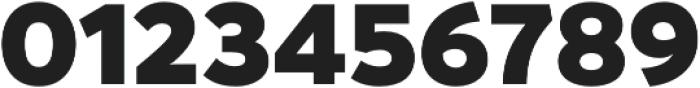 Informative Black otf (900) Font OTHER CHARS