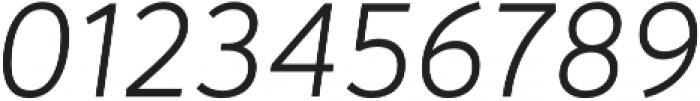 Informative Regular It otf (400) Font OTHER CHARS